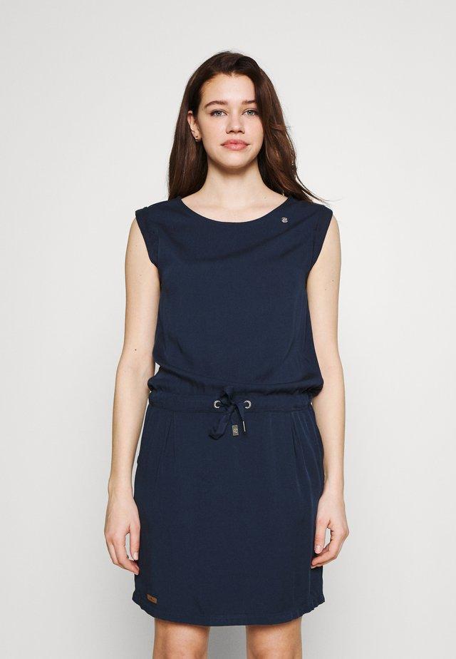MASCARPONE - Korte jurk - indigo