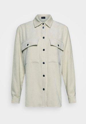 CORY SHIRT - Skjorte - white aspargus