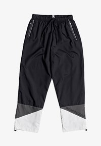 DC Shoes - Tracksuit bottoms - black - 5