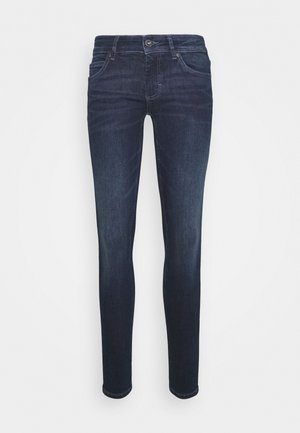 SKARA - Jeans Skinny Fit - authentic deep ink denim