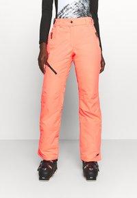 Icepeak - CURLEW - Pantalon de ski - coral/red - 0