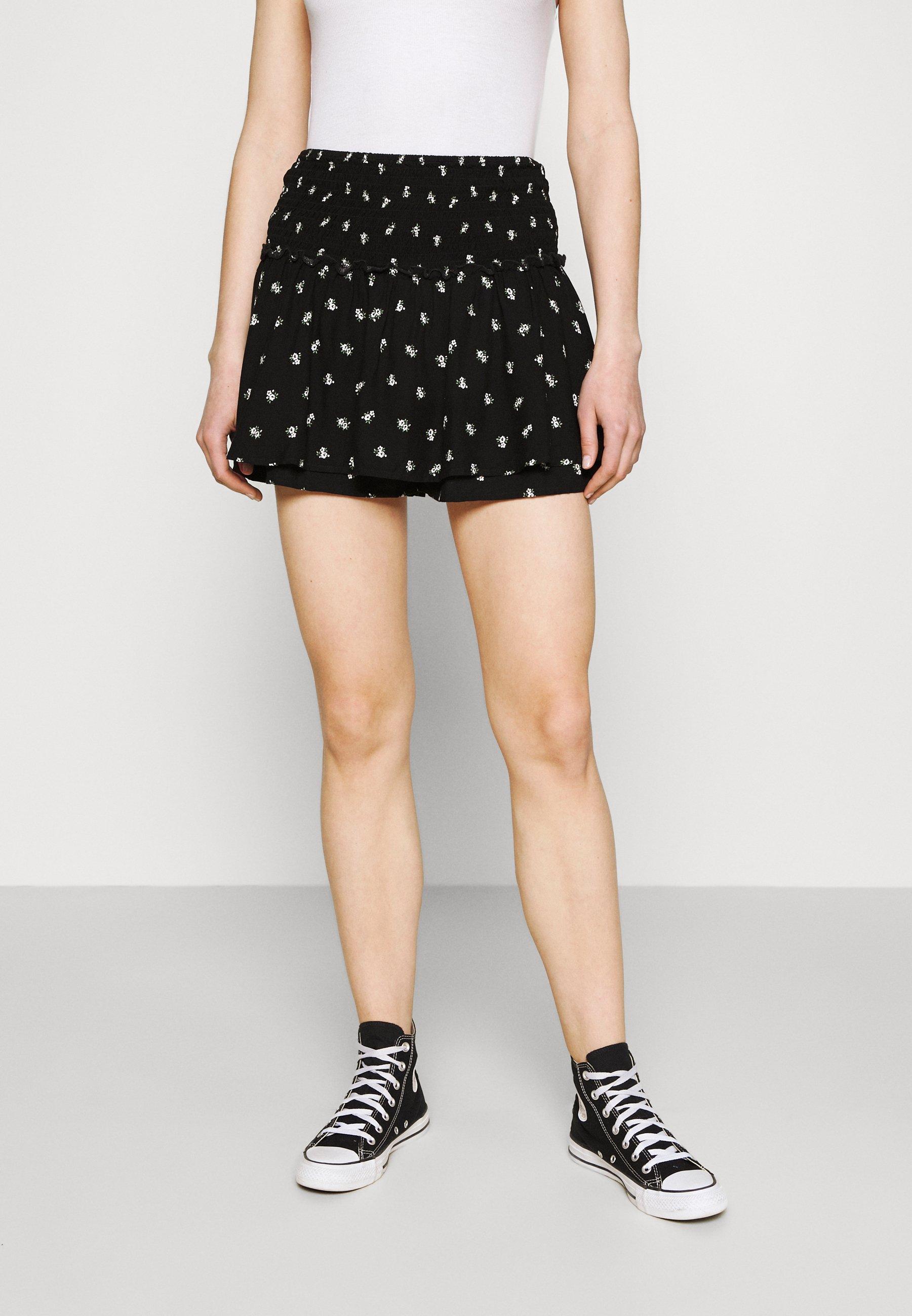 Mujer FLIRTY SMOCKED SET SKORT - Minifalda