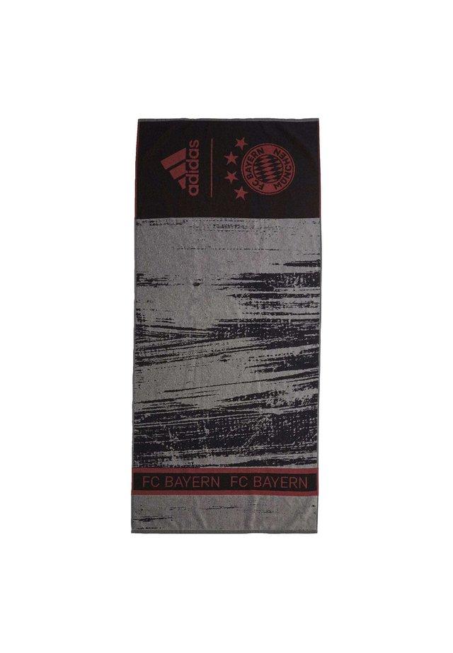 FC BAYERN MUNICH COTTON TOWEL - Toalla - black