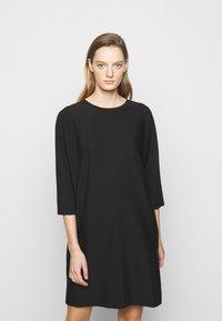 DRYKORN - TILESA - Day dress - black - 0
