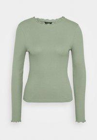 New Look - BABYLOCK TEE - Long sleeved top - light green - 0