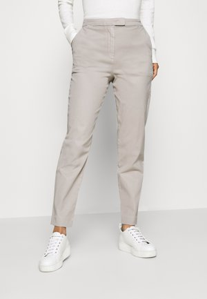 TAPERED PANT - Trousers - comet grey