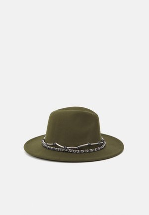 FEDORA UNISEX - Hat - khaki