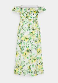 Forever New Petite - NIKKI BARDOT MIDI DRESS - Sukienka letnia - summer lemon - 1