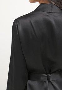 La Perla - VESTAGLIA CORTA - Dressing gown - nero - 4