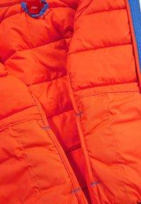 s.Oliver - MIT TAPE-DETAIL - Winter jacket - blue - 2