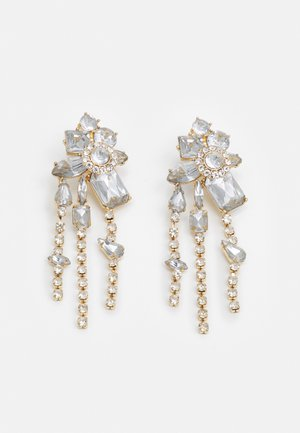 PCSASKIA EARRINGS - Earrings - gold-coloured