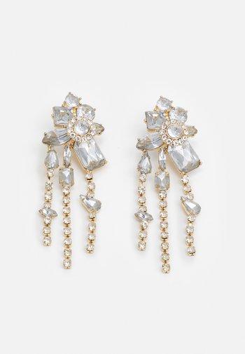 PCSASKIA EARRINGS - Earrings - gold-coloured