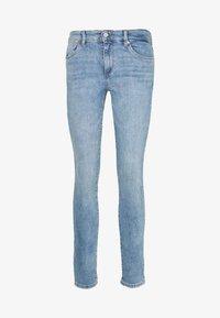 s.Oliver - HOSE LANG - Jeans Skinny Fit - blue denim - 0
