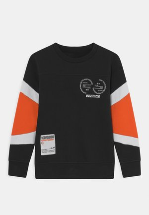 NECTOR - Sweatshirt - deep black