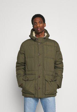 NORTHONE - Winter jacket - kaki