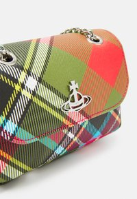 Vivienne Westwood - DERBY SMALL PURSE WITH CHAIN - Across body bag - multicoloured - 3