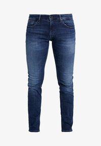 Tommy Jeans - SCANTON SLIM - Jeans slim fit - nassau dark - 4