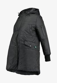Modern Eternity - FAITH 3-IN-1 THIGH BOMBER PUFFER COAT - Winter coat - black - 6