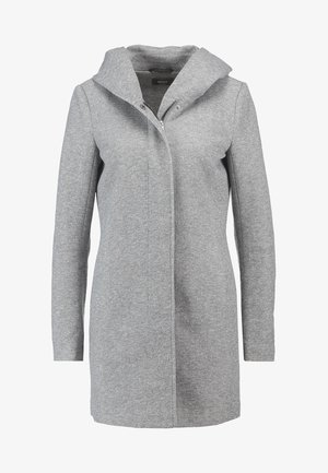 ONLSEDONA - Short coat - light grey melange
