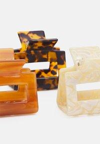 Even&Odd - Haaraccessoire - beige/orange/brown - 2
