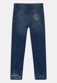 Guess - JUNIOR MUM FIT - Džíny Relaxed Fit - blue denim - 1