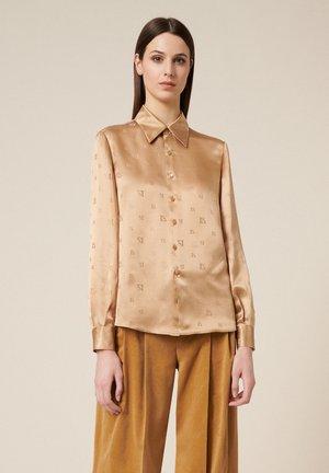 LAGHI - Camicia - cammello