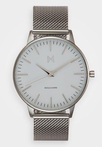 BOULEVARD VENICE - Watch - silver-coloured