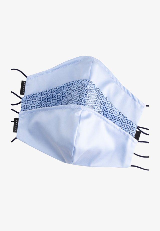 3ER PACK - Masque en tissu - print / hellblau