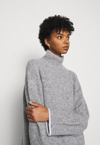 By Malene Birger - ELLISON - Jumper - med grey mel - 3