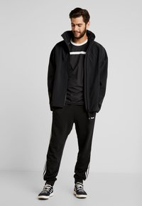 adidas Performance - MYSHELTER RAIN.RDY - Summer jacket - black - 1