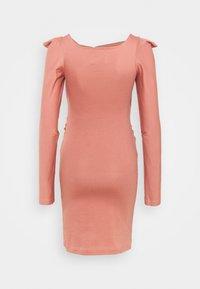 Vivienne Westwood - ELIZABETH DRESS - Jersey dress - dusty pink - 10