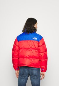 The North Face - RETRO UNISEX - Down jacket - horizon red/blue - 2