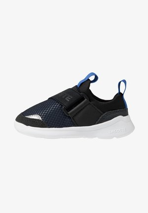 DASH 120 - Mocassins - black/blu
