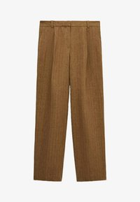 Massimo Dutti - Trousers - brown - 3