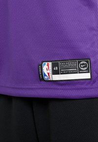 Nike Performance - NBA LA LAKERS LEBRON JAMES SWINGMAN - Klubbkläder - purple - 5
