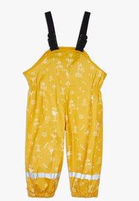 Helly Hansen - BERGEN RAIN SET - Regnjakke / vandafvisende jakker - essential yellow - 2
