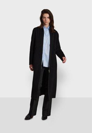 ICONIC - Classic coat - black