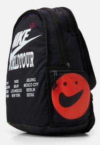 Nike Sportswear - UNISEX - Rucksack - black/black/white - 3