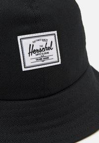 Herschel - HENDERSON UNISEX - Hat - black - 3