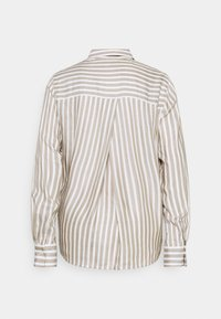 Marc O'Polo - KENT COLLAR BUTTON THROUGH LONG SLEEVE EASY STRIPED - Button-down blouse - multicolor - 1