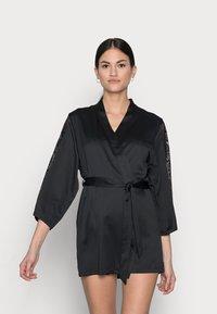 Etam - ESCALE DESHABILLE - Dressing gown - noir - 0