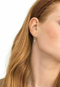 NOELANI - SNAKE - Earrings - silber - 0
