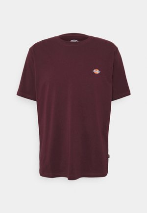 MAPLETON - Basic T-shirt - maroon