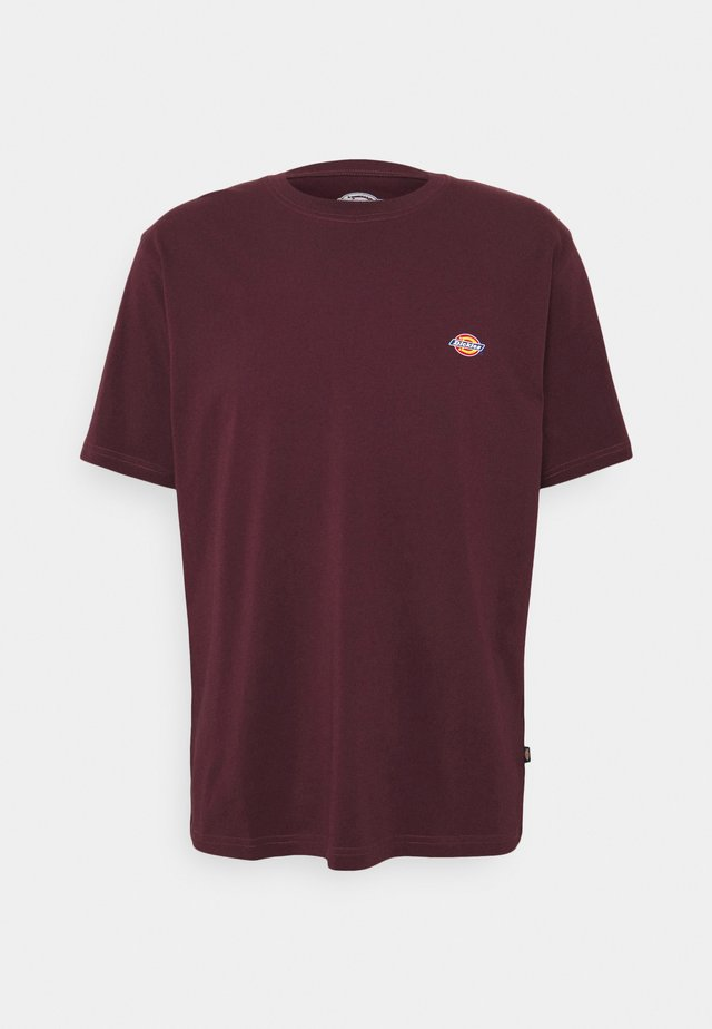 MAPLETON - T-shirt basic - maroon