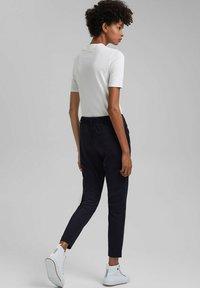 edc by Esprit - Trousers - dark blue - 2
