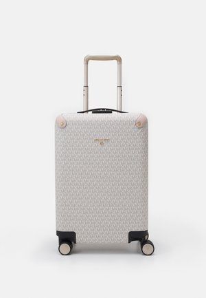 TRAVEL HARDCASE TROLLEY - Trolley - off-white/soft pink