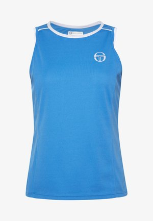 PLIAGE TANK - Sports shirt - campanula/white