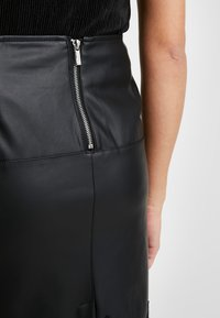 Morgan - JAMIL - Pencil skirt - noir - 5