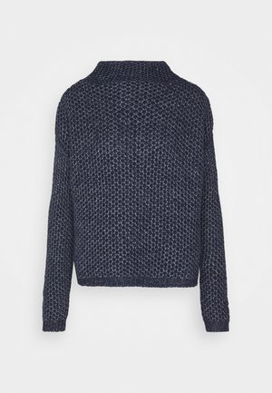 SAFINEY - Strickpullover - open blue
