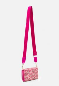 Tommy Hilfiger - ICONIC CROSSOVER MONO - Wallet - pink - 1